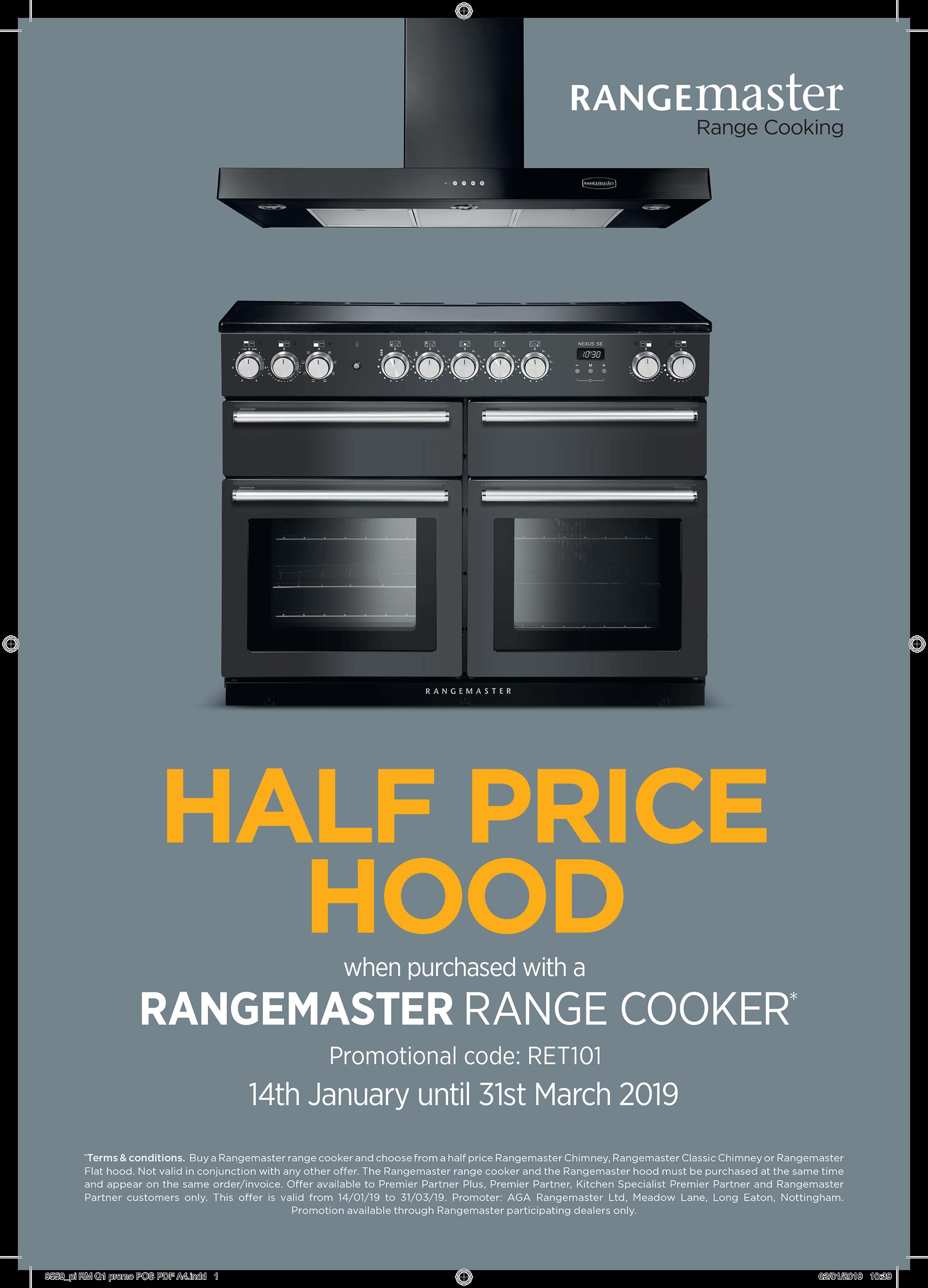 range cooker centre in perth